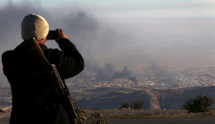 'IS committing genocide against Yazidis in Iraq'