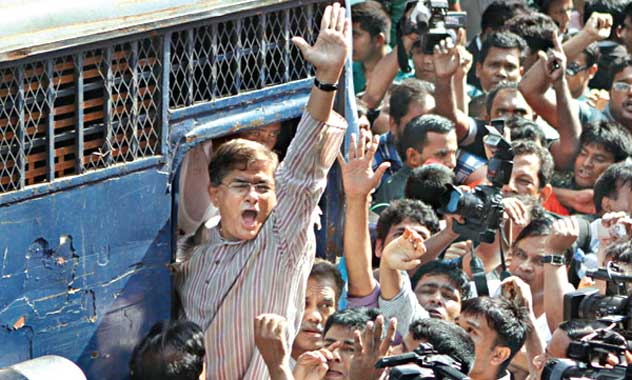 Fakhrul lands in jail again after 4 months
