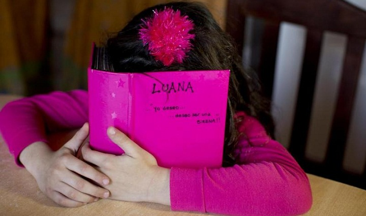 A sign of hope: The story of an 8-year-old transgender girl