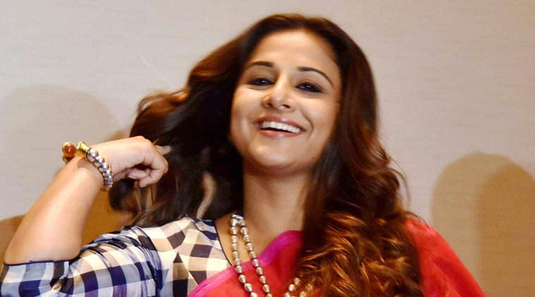 Heroines don't need to hide their age now: Vidya Balan