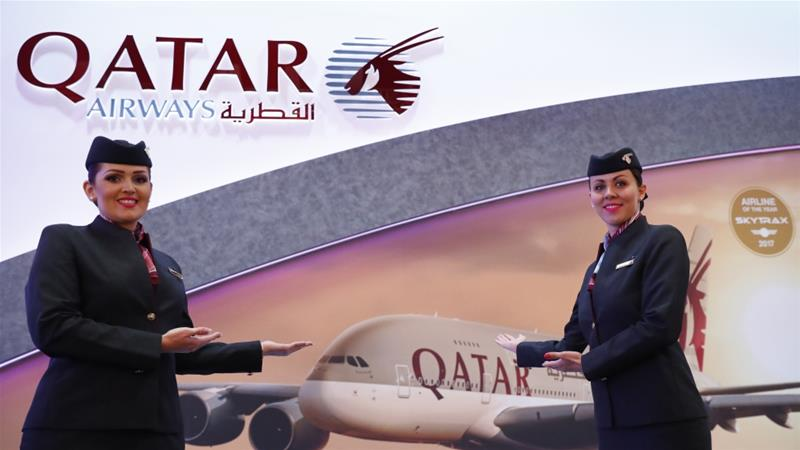 Qatar Airways will report a 'very large loss'