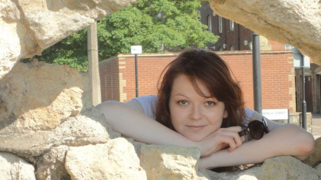 Daughter Yulia Skripal didn't deserve poisoning, friend says            <span style='color:#E29324;font-size:16px;'>Russian spy: </span>