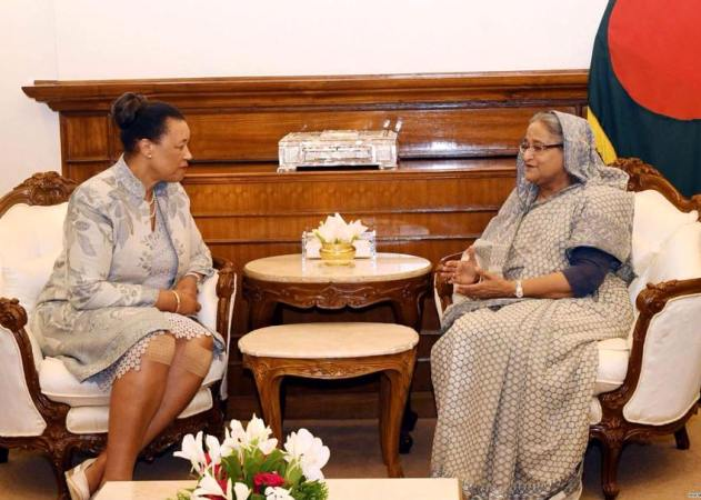 Government working to strengthen democracy: Prime Minister
