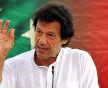 Imran Khan officially named as PTI nominee for PM