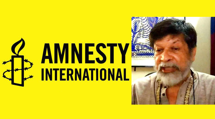 Amnesty calls for Shahidul's release, end to crackdown