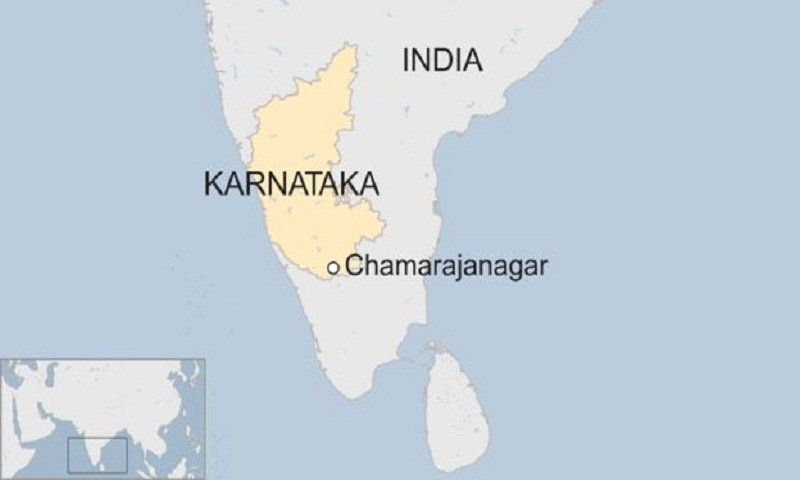 Eleven die and dozens ill after eating rice at Indian temple