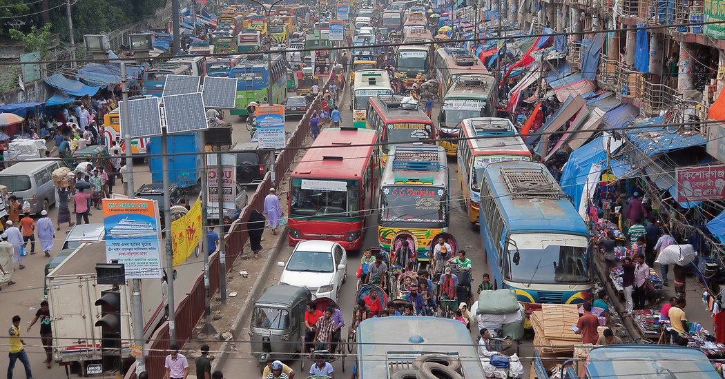 Rickshaw to be banned three roads  on Dhaka  from July 7