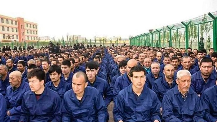 China 'brainwashes' Uighurs in prison camps!