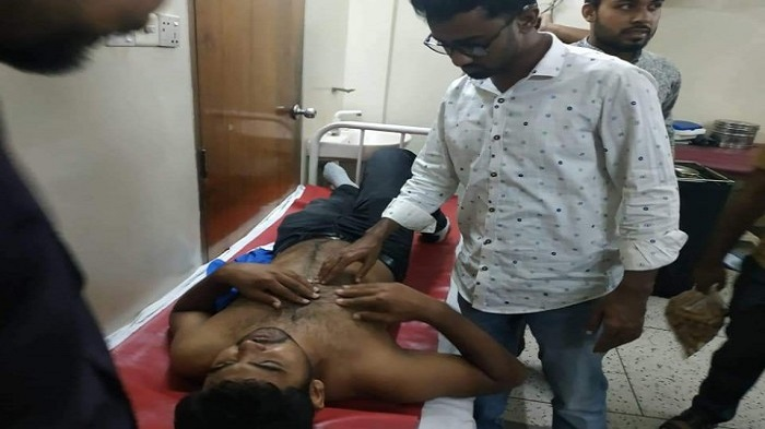 30 quota reformists injured in BCL attack at Titumir College