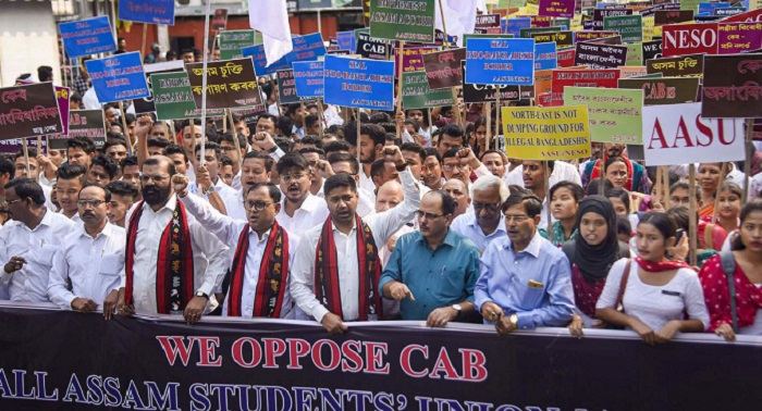 Opposition mounting against citizenship law across India