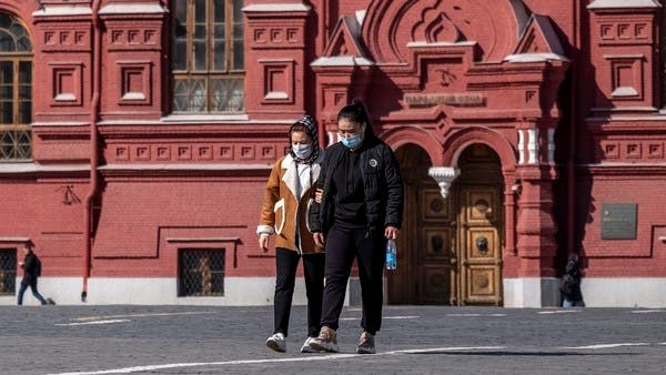 Russia registers new single-day record of 10,633 COVID-19 cases