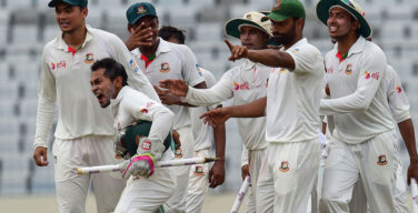 Bangladesh's achievements in Tests in two decades