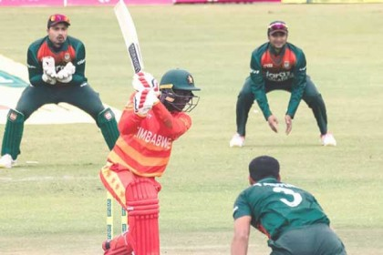 Bangladesh to face Zimbabwe in 2nd T20 today