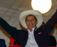 After weeks-long wait, Peru's president to be sworn in