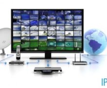 Who are operating IP TVs