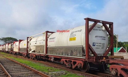 India's fourth Oxygen Express arrives with 200 MT of medical oxygen